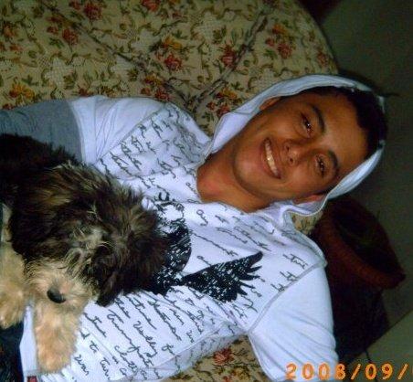 Gerlyne, Chico de Chiriquí buscando amigos